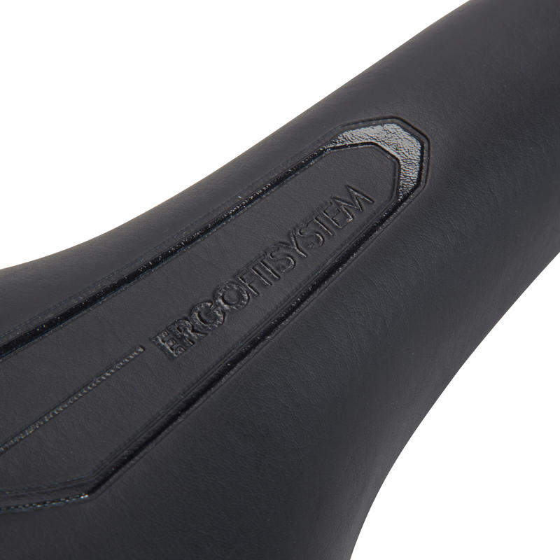 100 Sport Comfort Bike Saddle - Black