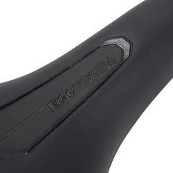 Comfortabel sportzadel 100 zwart - 734588