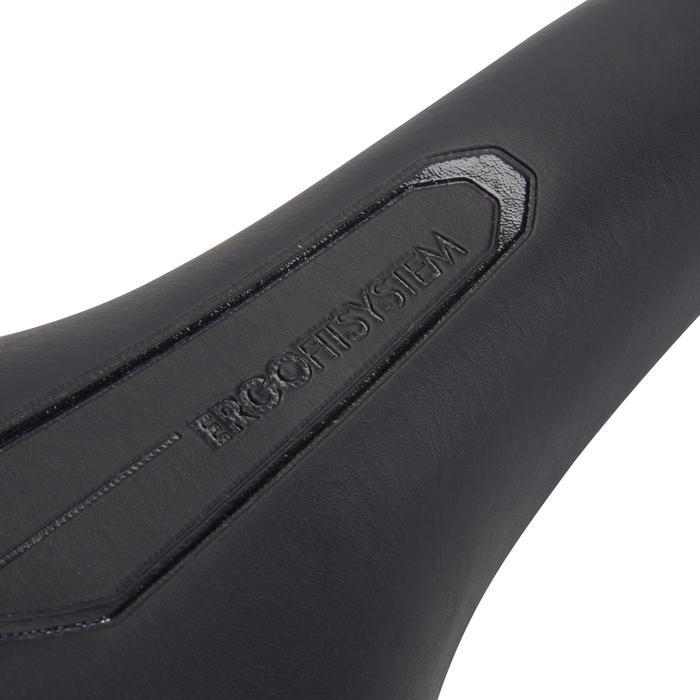 Sportzadel comfort 100 zwart