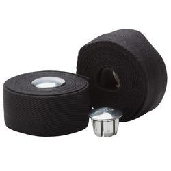 Lenkerband Baumwolle schwarz