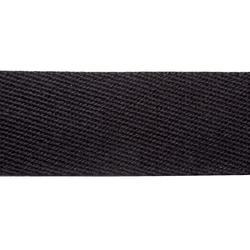 Stuurlinten katoen zwart - 734623