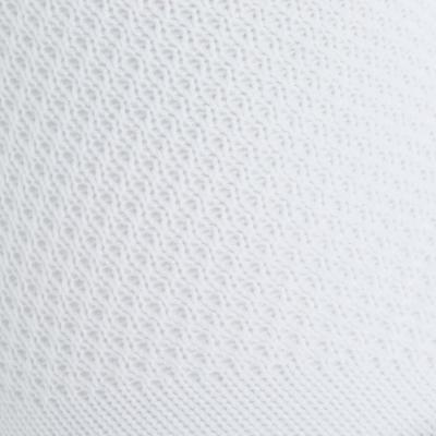 جوارب كرة قدم بيضاء للمبتدئين بطول الرُكبة - اللون أبيض F 100 .