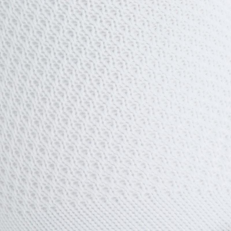 F 100 Junior Football Socks - Knee Length White
