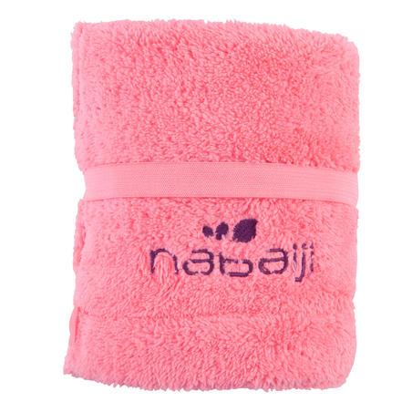 Swimming Soft Microfibre Hair Towel - Pink