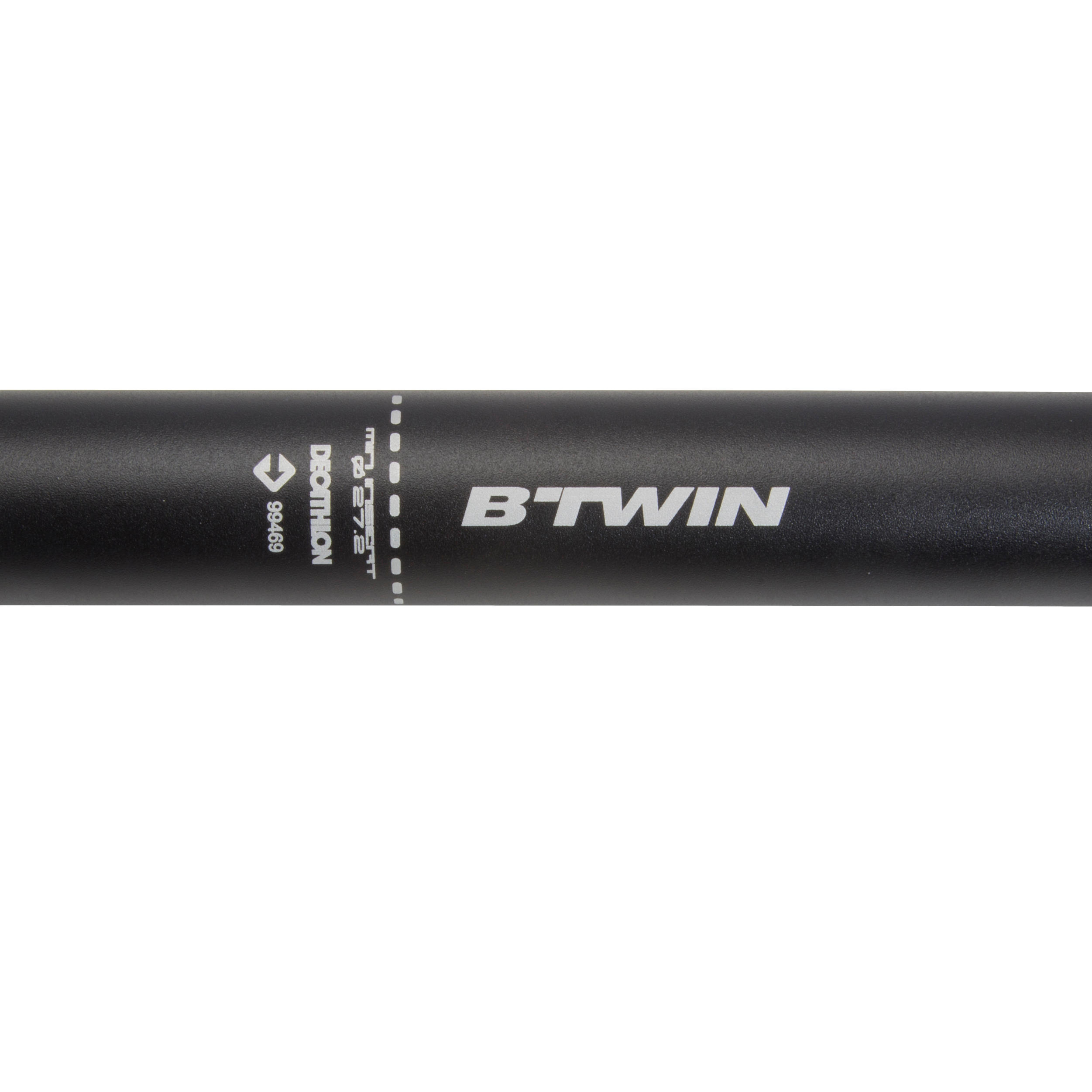 Seat Post With Suspension 27.2mm Diameter And 29.8mm - 33mm Adaptor