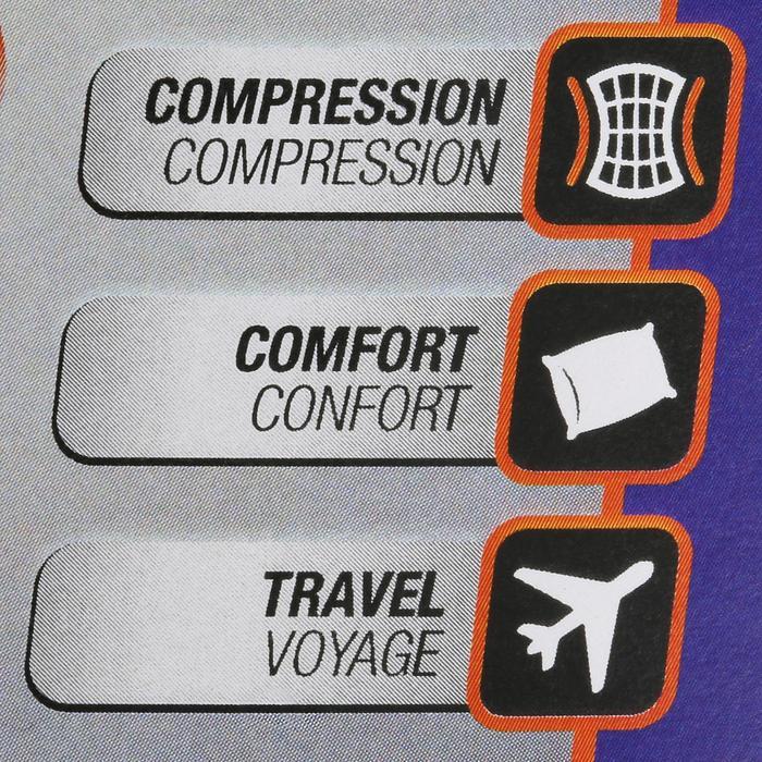 Chaussette de Compression Noir et - 7356