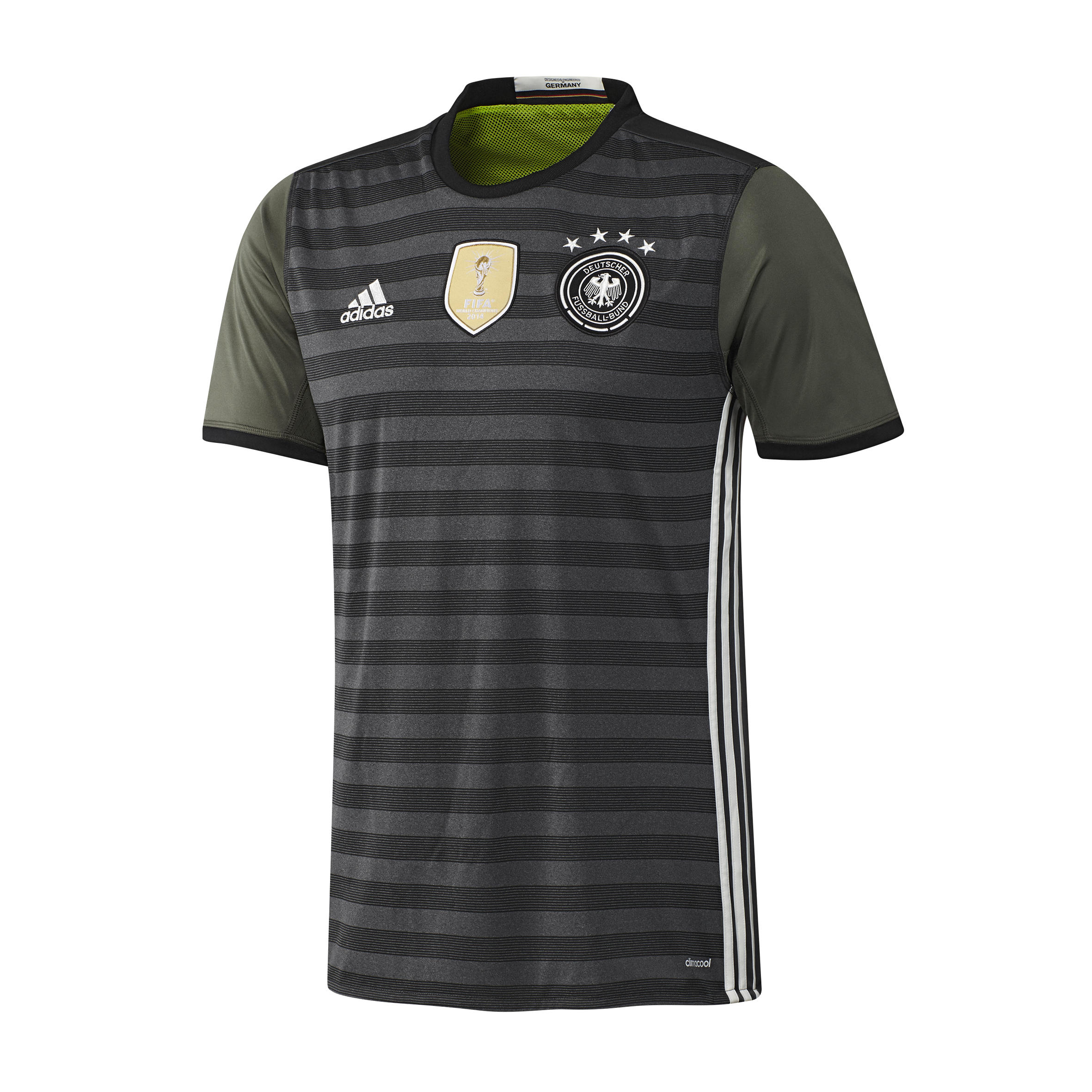 ADIDAS PERFORMANCE Shirt DFB AWAY JERSEY YOUTH