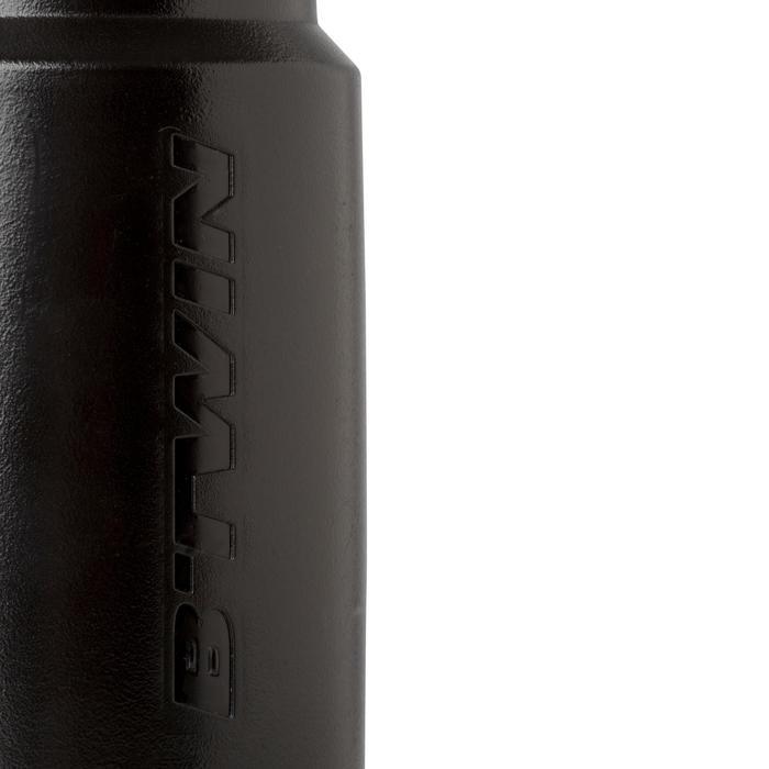 Bidón ciclismo 600 ml negro 100% BPA Free