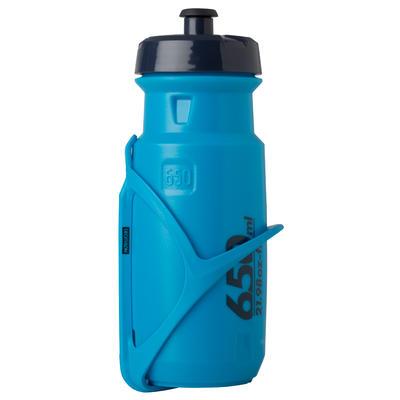 Bidon cycle 650ml bleu