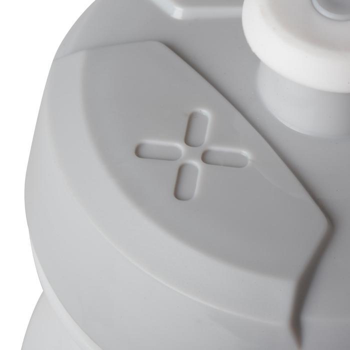 Bidón ciclismo 600 ml blanco 100% BPA Free