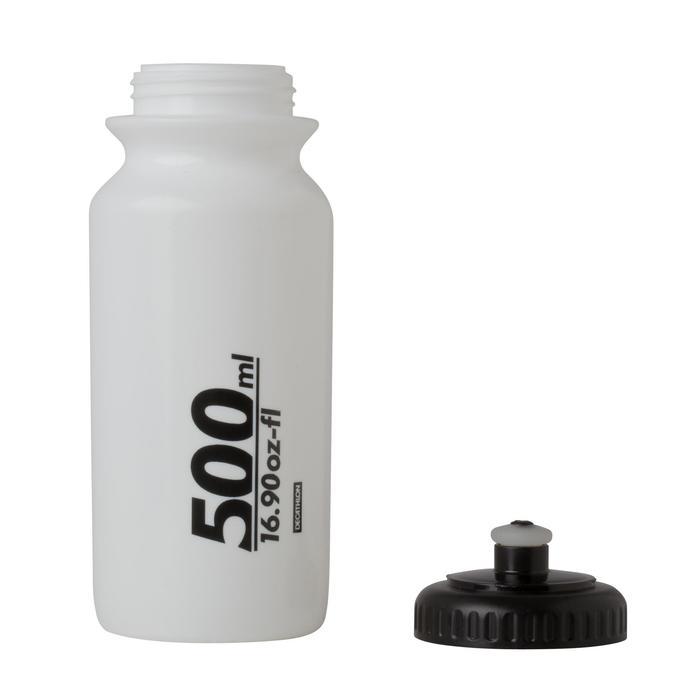 Bidon 500 ml wit - 736007