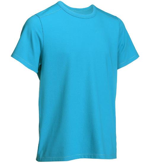 Heren T-shirt voor gym en pilates, regular fit - 736058