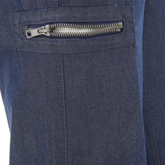 Pantalon modulable Trekking arpenaz 500 Denim femme - 736121
