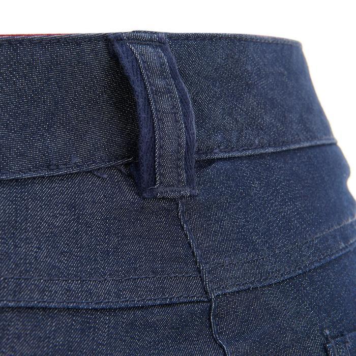 Pantalon modulable Trekking arpenaz 500 Denim femme - 736127