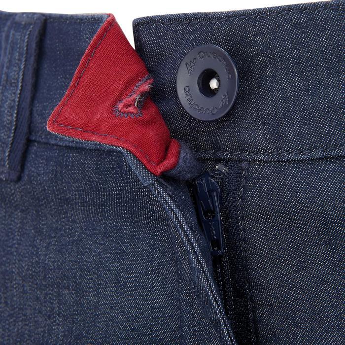 Pantalon modulable Trekking arpenaz 500 Denim femme - 736128