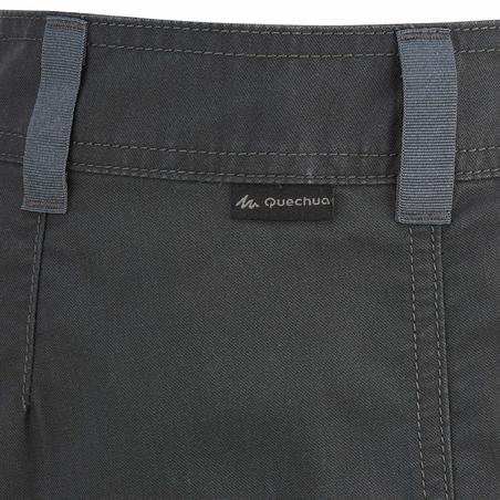 NH500 Men's Nature Walking Shorts - Grey