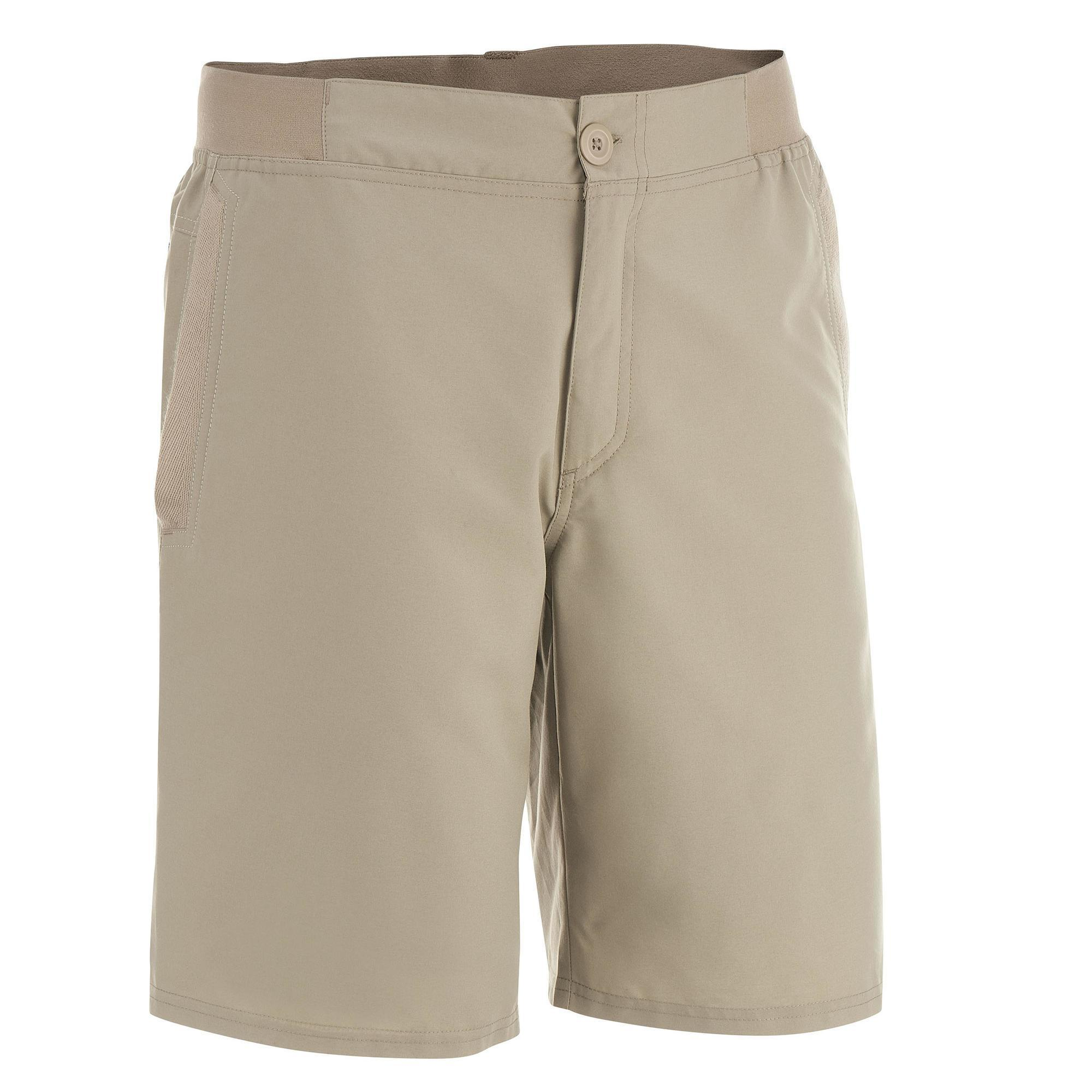 beige shorts mens