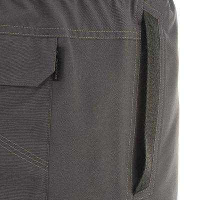 NH100 Men's Country Walking Shorts - Grey