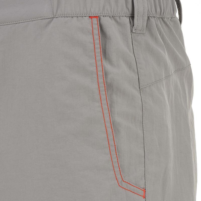 Forclaz 50 Men's Hiking Shorts - Light Grey