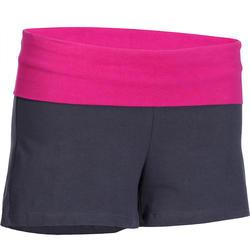 Short Yoga en coton...