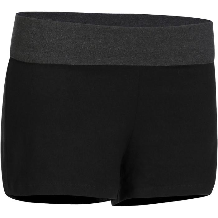 Short yoga coton bio femme - 737000