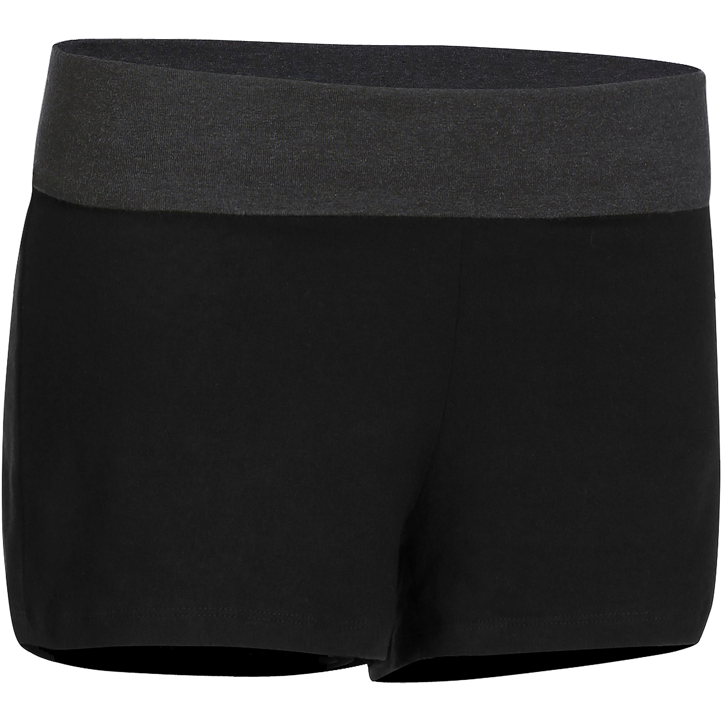 Women's Organic Cotton Gentle Yoga Shorts