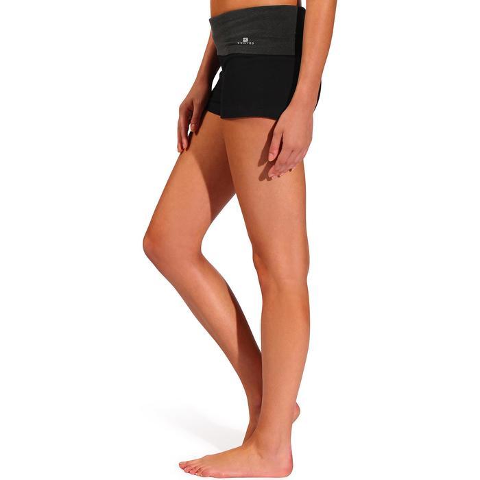 Short yoga coton bio femme - 737005