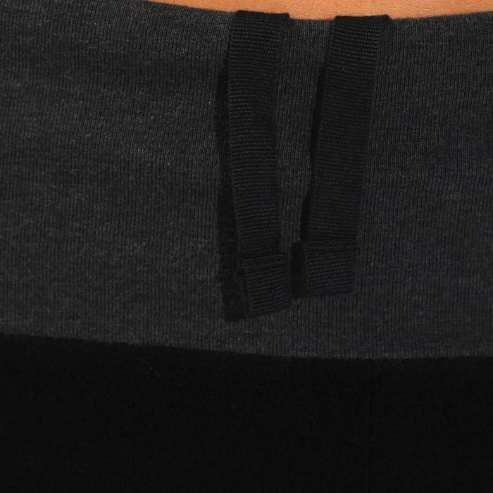 Short yoga doux femme coton issu de l'agriculture biologique - 737006