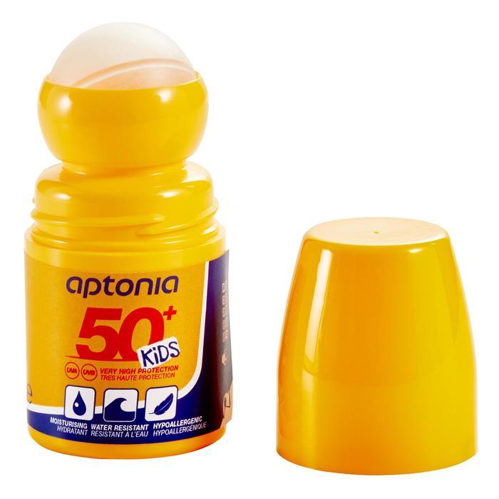 Crema de protección solar ROLL ON IP 50+ KIDS niños y adultos 50 ml