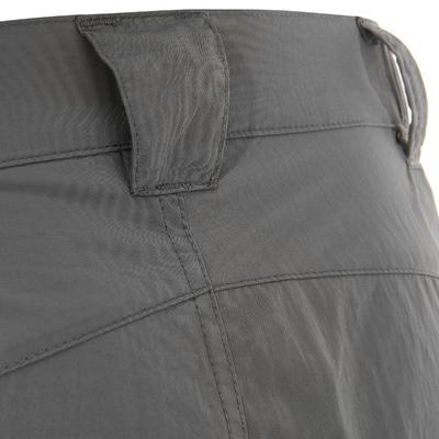 """מכנסי דגמ""""ח מודולריים לגברים Forclaz 50 - אפור"""