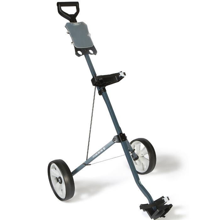 Tweewiel golftrolley 100
