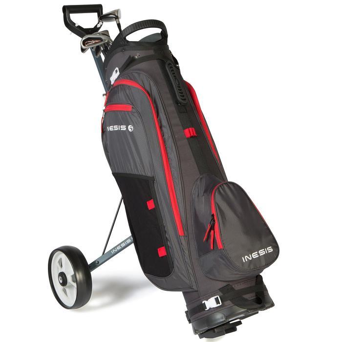 Tweewiel golftrolley 100 voor kinderen