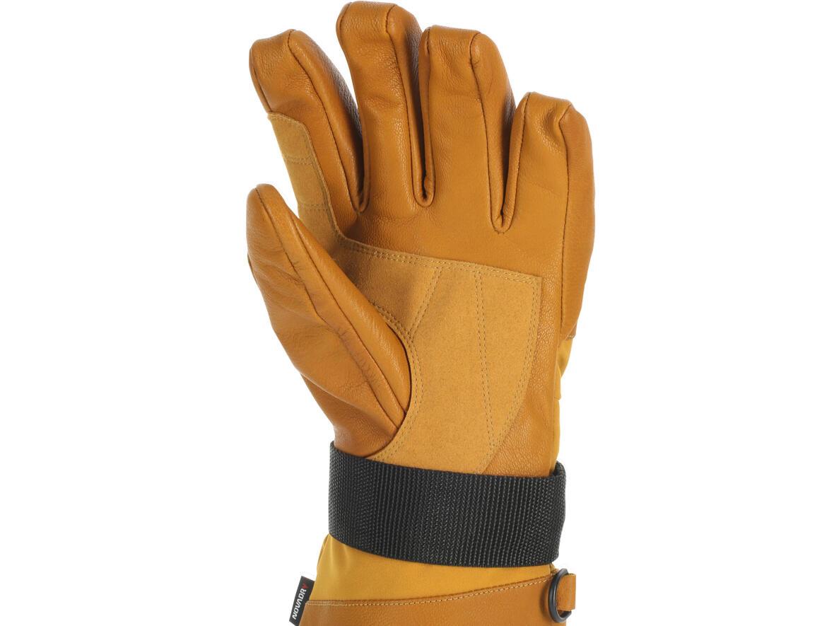 I guanti da sci