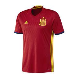 Maillot réplique football adulte Espagne domicile 2016 rouge