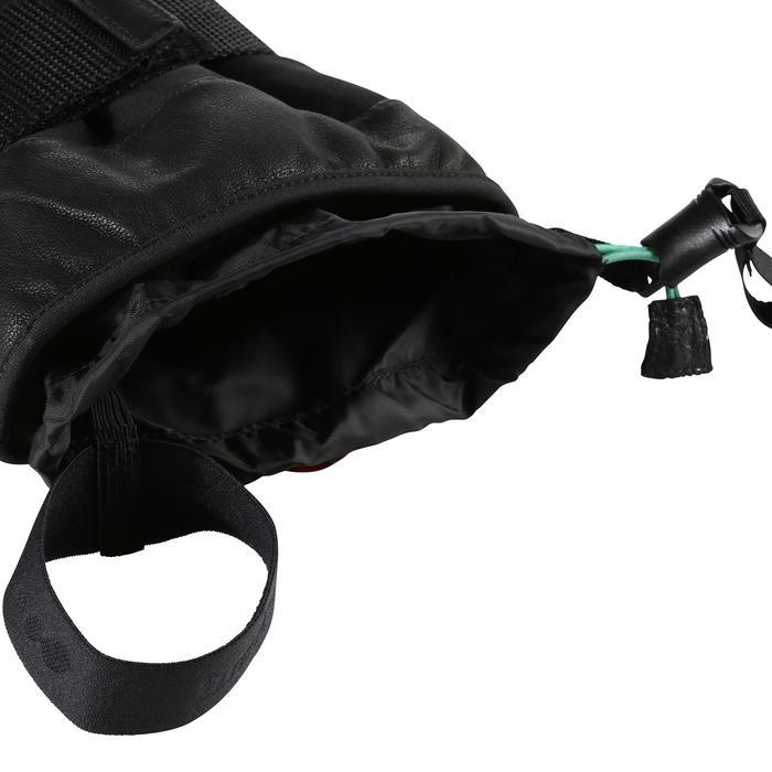 Gants de ski femme FREE 500 noirs - 73775
