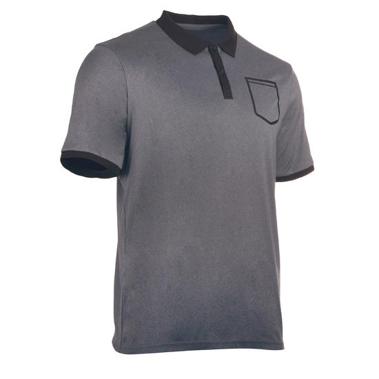 Sportshirt racketsporten Soft Pocket heren - 737828