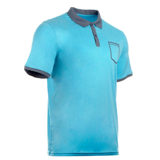 Sportshirt racketsporten Soft Pocket heren - 737839