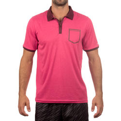 Sportshirt racketsporten Soft Pocket heren - 737868