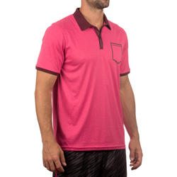 Sportshirt racketsporten Soft Pocket heren - 737869