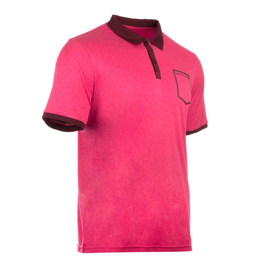 Sportshirt racketsporten Soft Pocket heren - 737877