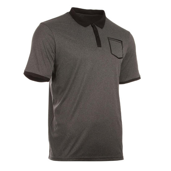 Sportshirt racketsporten Soft Pocket heren - 737925