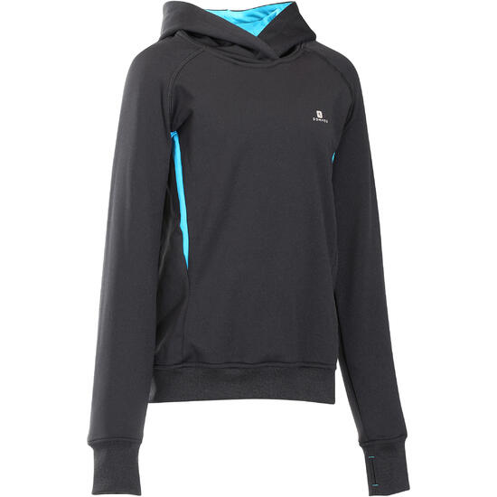 Warme gym hoodie Energy voor jongens - 738351