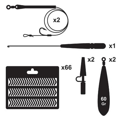 Набір Essential для ловлі коропа