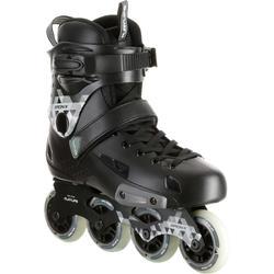 Freeride/hockey inlineskates Playlife Bronx zwart/grijs