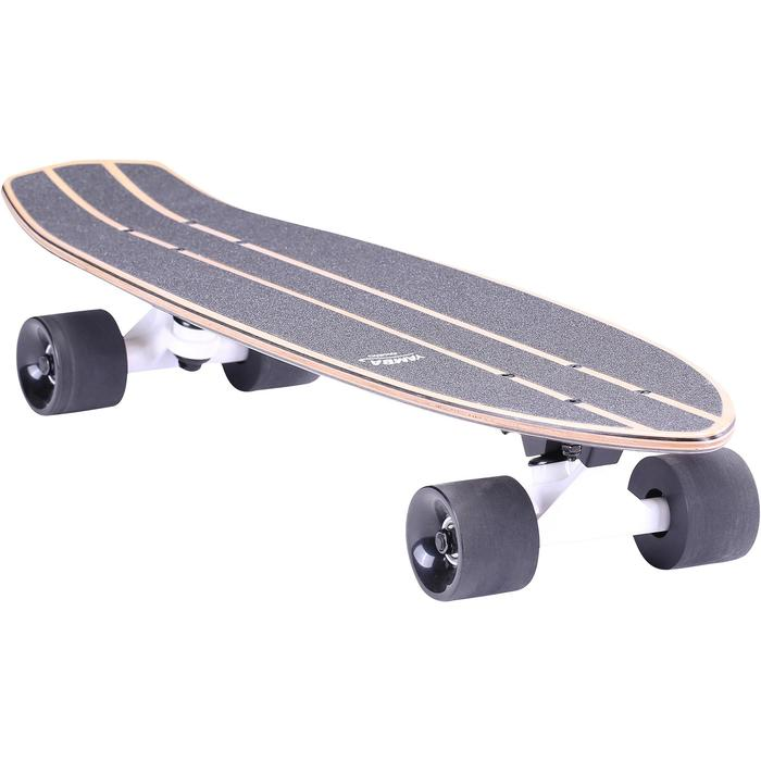Cruiser Skateboard YAMBA BOIS Classic - 738955