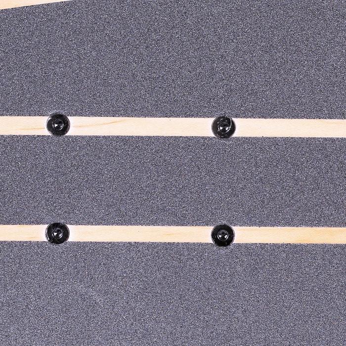 Cruiser Skateboard Yamba hout Classic wit