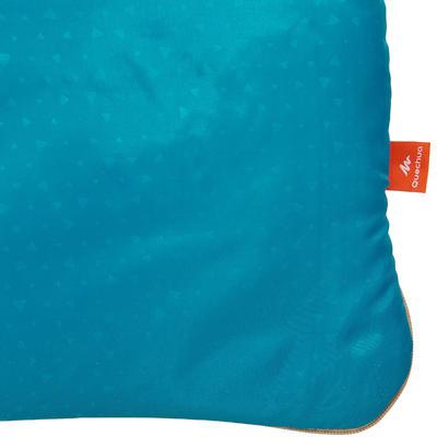 كيس للنوم للتخييم / التخييم في الرحلات الجبلية ARPENAZ 15 - لون أزرق