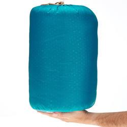 SAC DE COUCHAGE DE CAMPING ARPENAZ 15 °C BLEU