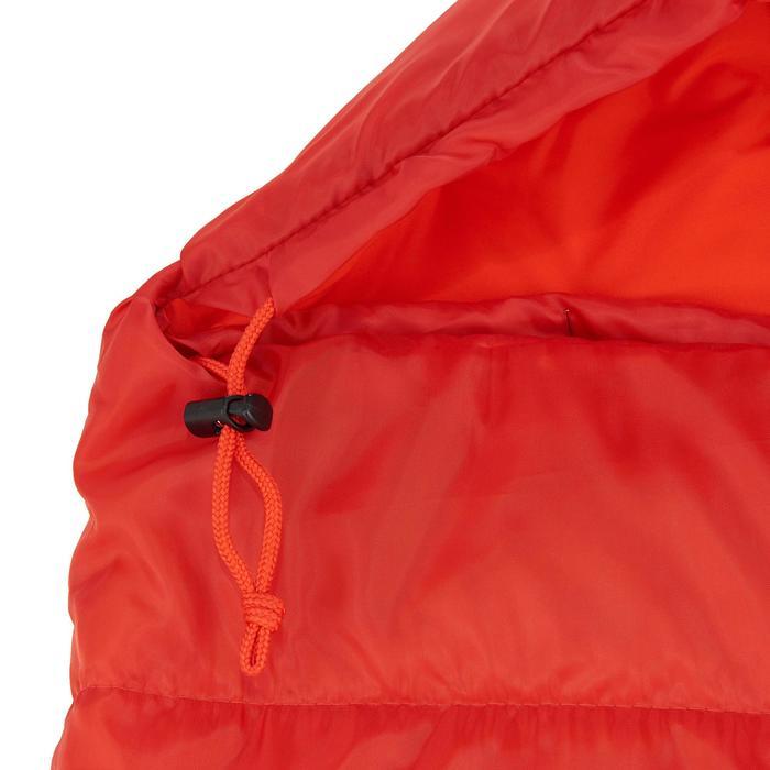 Sac de couchage de bivouac / randonnée / trek FORCLAZ 10° zip droit - 739073