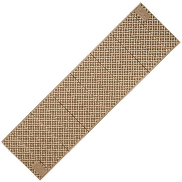 Matelas mousse de bivouac / randonnée / trek THERMAREST ZLITE marron
